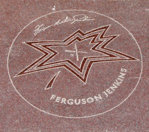 Ferguson was enshrined on Canada's Walk of Fame in 2001.