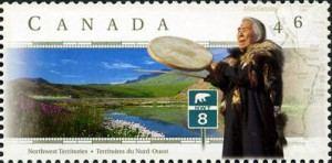 The 1999 stamp (SC #