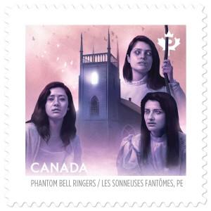 The Phantom Bell Ringers, of Charlottetown, P.E.I.