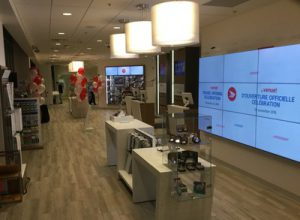 On Nov. 22, Canada Post unveiled its latest retail concept store, located at 495 West Georgia St., in Vancouver, B.C.